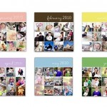 Monthly Photo Templates