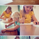friday craft day {fun with crayons}