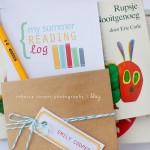 Printable Summer Reading Log