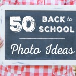 Back to School Photo Checklist