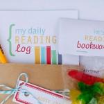 Free Printable Back to School Reading Log
