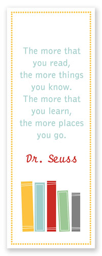 image regarding Dr Seuss Printable Bookmarks identify printable bookmarks