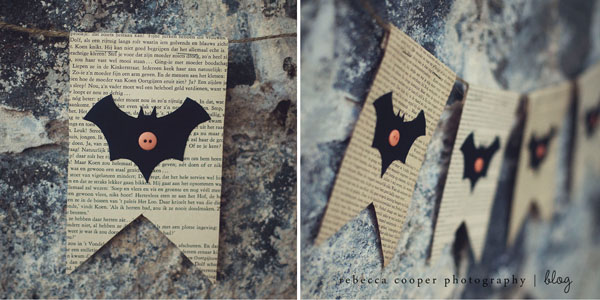 Halloween Bunting zoom What Youll Need To Make Your Own Spooky Halloween Bunting