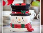 friday craft day: snowy snowman
