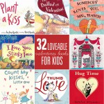32 Loveable Valentines Books