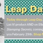 LeapDaySale
