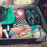 A peek inside my suitcase | packing for Queensland