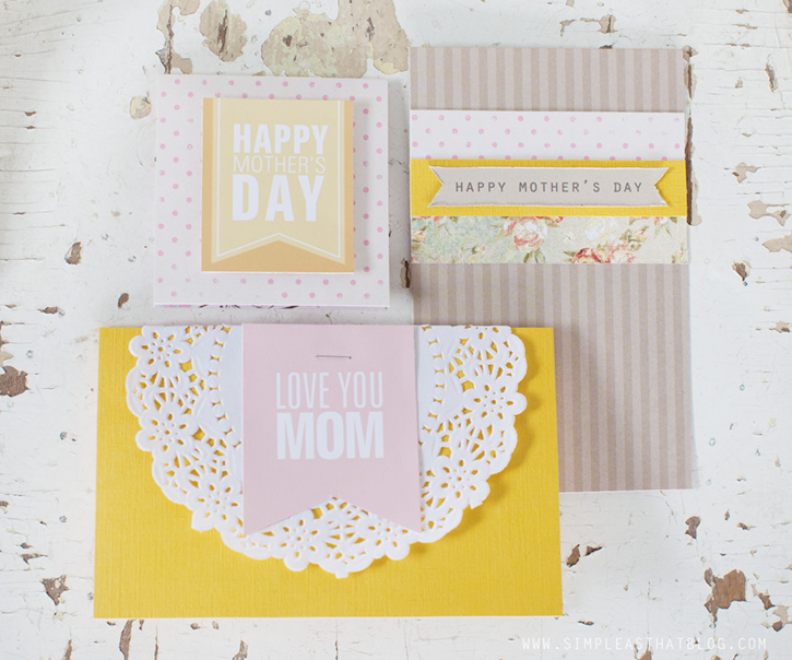Mother 39 s day gift ideas Good ideas for mothers day card