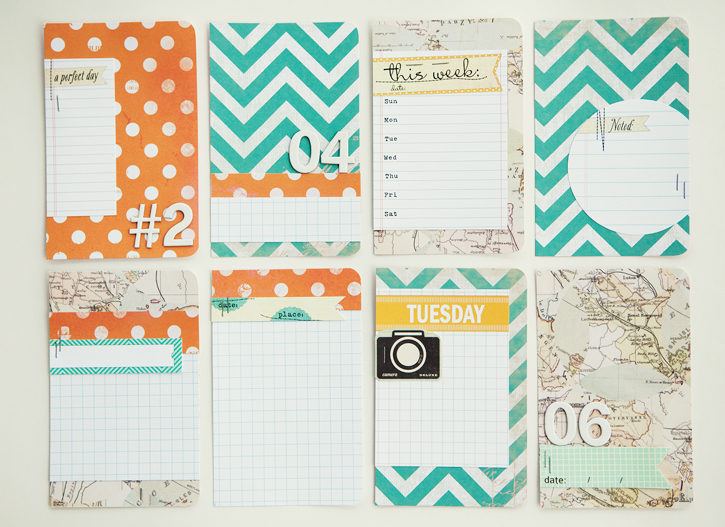 Printable Travel Journal Pages Diy pocket travel journal