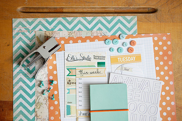 Keep a record of your travels with a quick and simple DIY pocket size travel journal. Make ahead and take with you on your next trip to fill with memories.