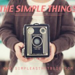 Capturing the Simple Things in 2013