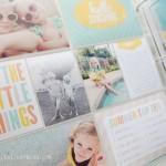 Summer Lovin Templates + Journaling|Filler Cards