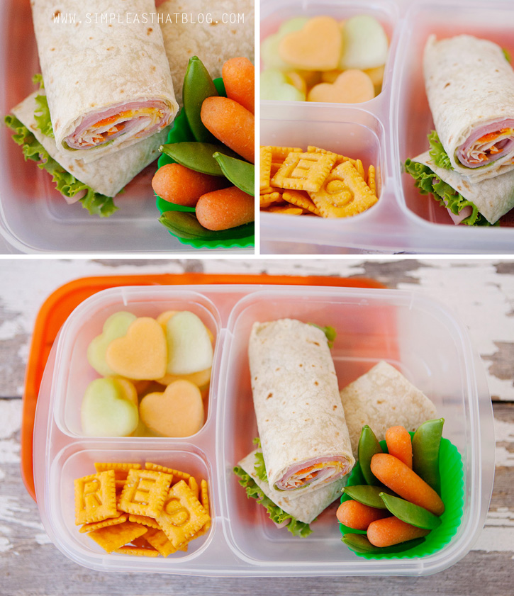 simple and healthy school lunch ideas