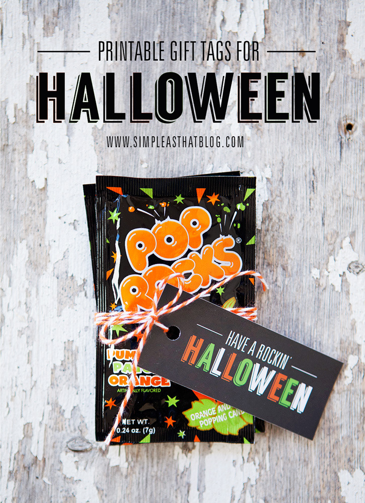 Inexpensive Pop Rocks Halloween Gifts