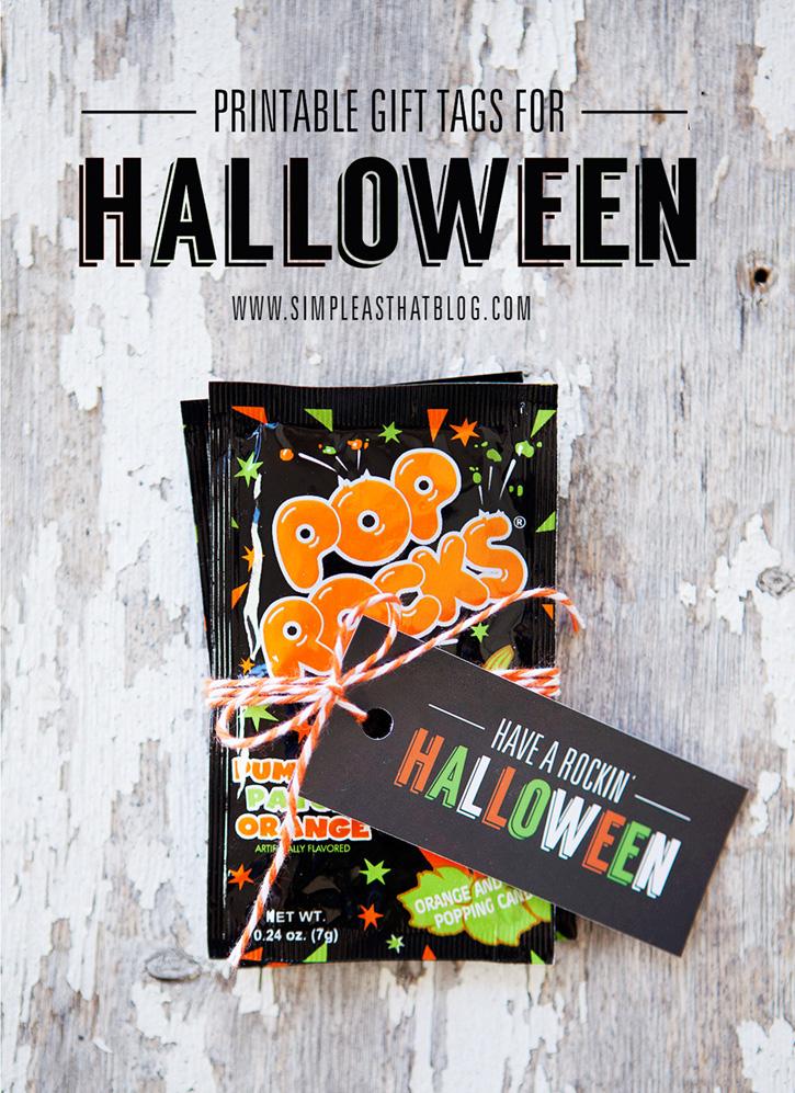 Inexpensive Pop Rocks Halloween Gifts