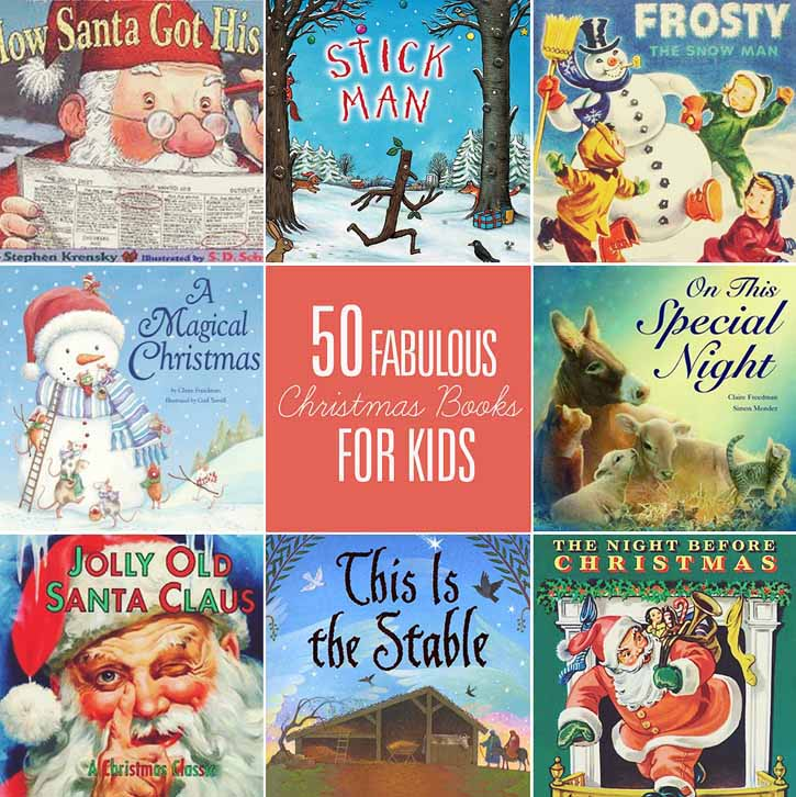 Family Tradition Christmas Book Countdown