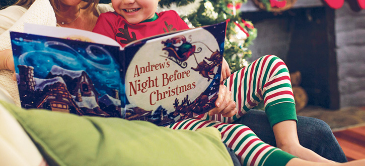 twas the night before xmas book
