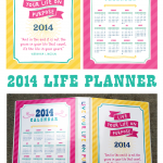 2014 Life Planner by Crystal Wilkerson: Pt I