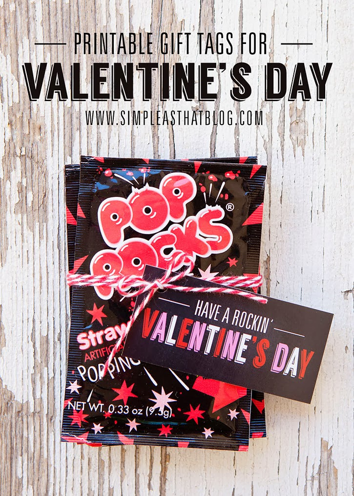 Non Candy Valentines