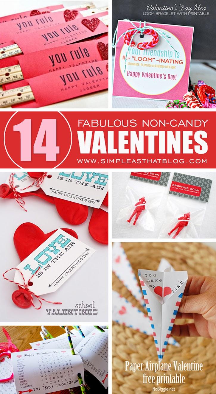 14 Fabulous Non-Candy Valentine Ideas