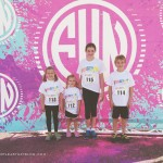 Family Fun | Phoenix Color Fun Fest 5K
