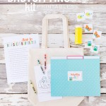 Babysitting Kit Printables
