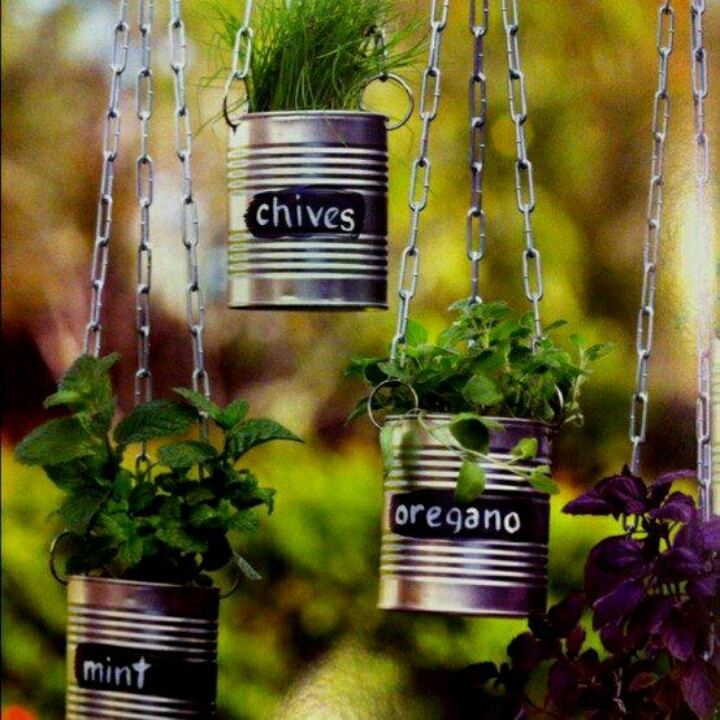 25 recycled tin can crafts and projects - Diy tin can ideas ...