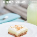 Lemon Pie Squares