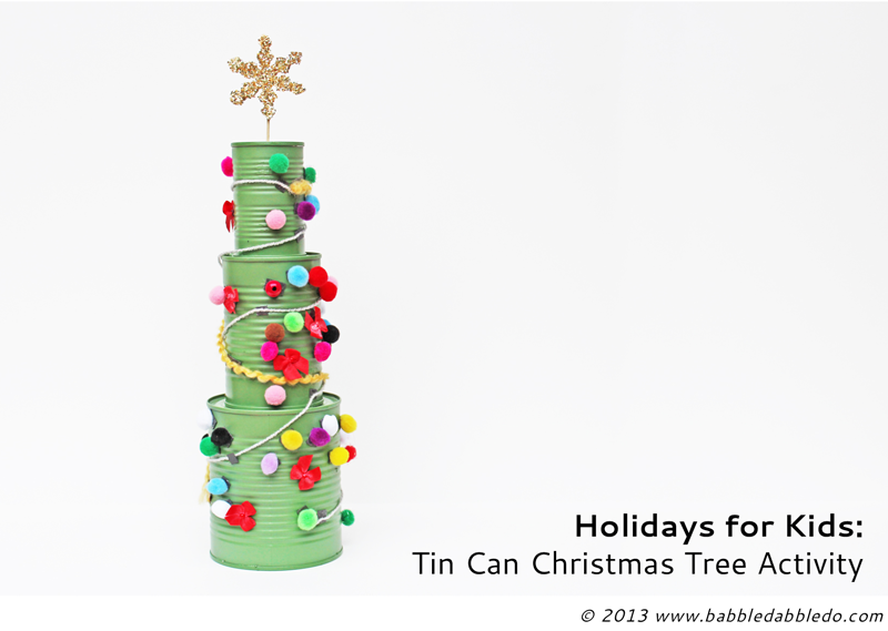 25 recycled tin can crafts and projects for Christmas crafts out of tin cans