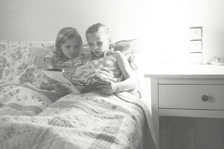 Simple things Sunday - Bedtime