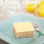 Simply Delicious Lemon Squares