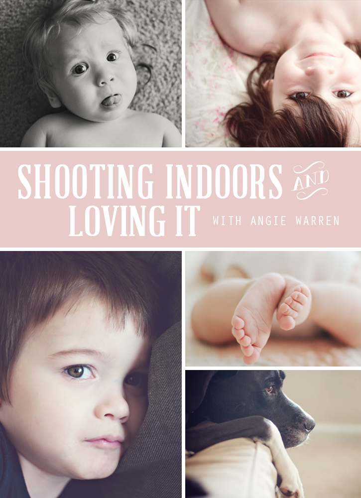 Tips for shooting photos indoors and loving it.