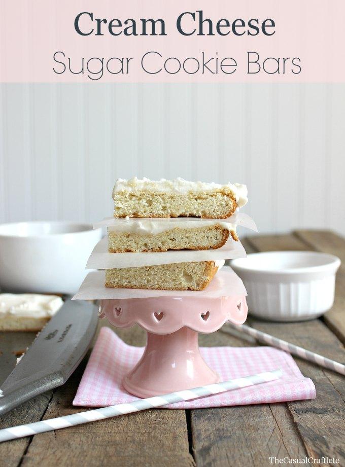 Soft Batch Cream Cheese Chocolate Chip Cookie Bars - Real ... |Cream Cheese Cookie Bars