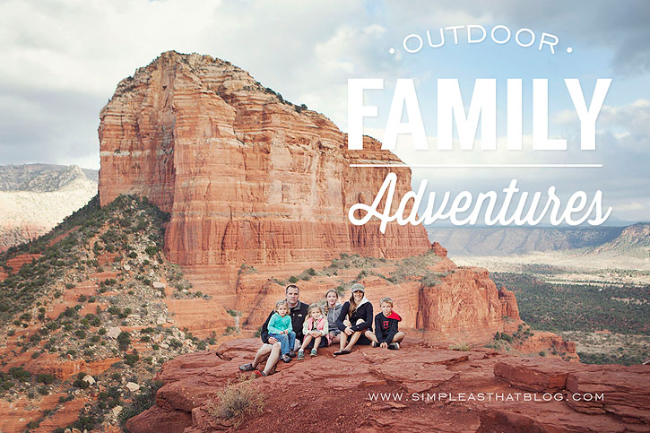 Outdoor Family Adventure Series