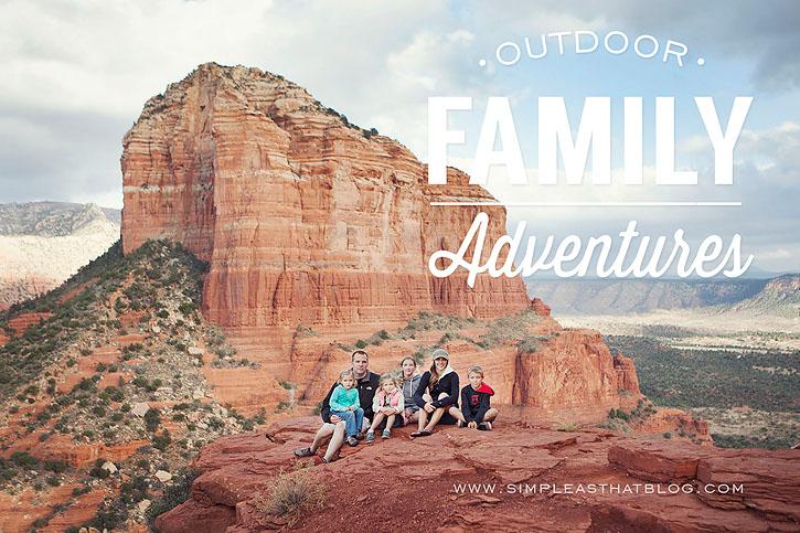 Outdoor Family Adventures Series