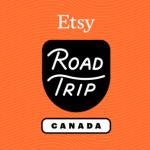 Etsy Road Trip Canada