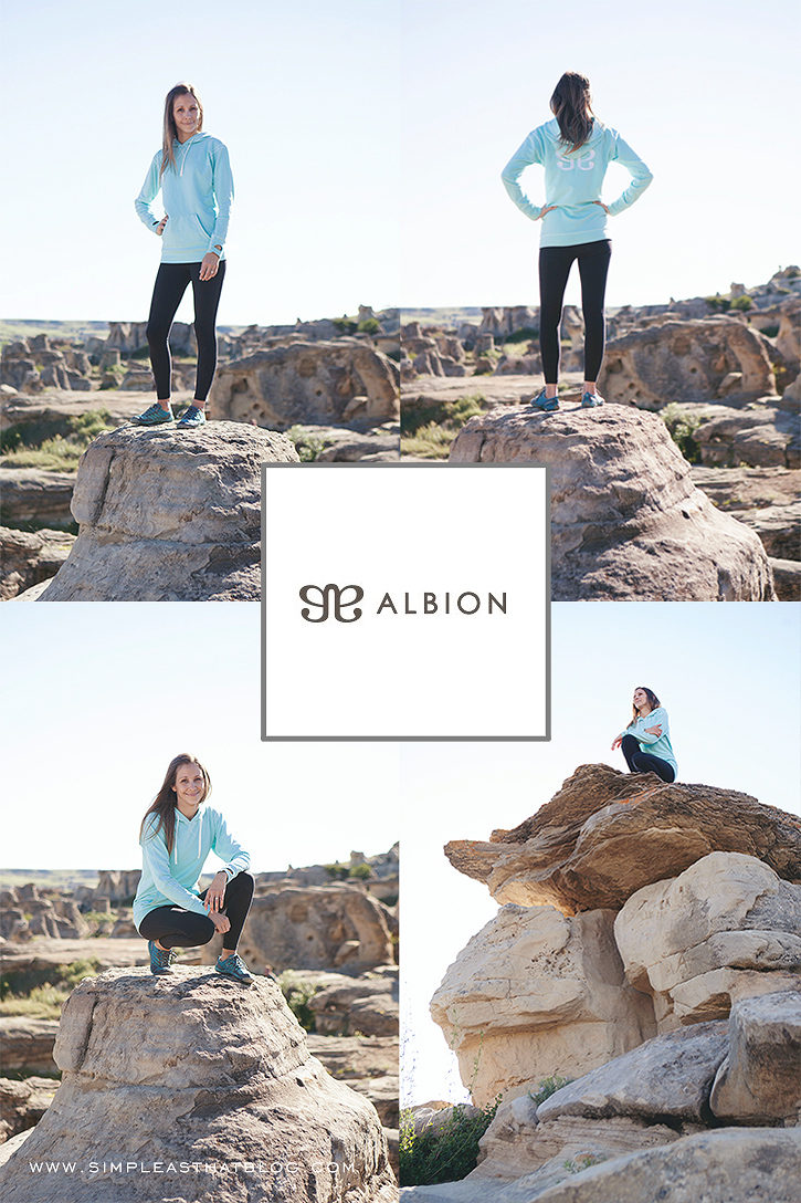 Outdoor Family Adventuers with Albion Fit