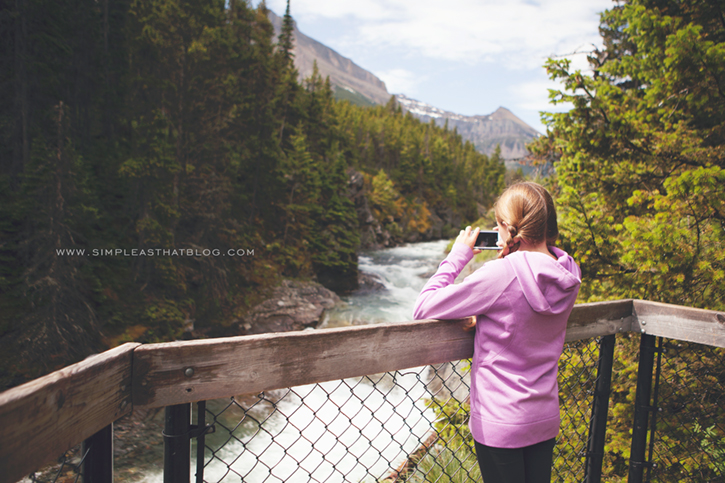 Outdoor Family Adventures in Waterton Lakes National Park | Blakiston Falls