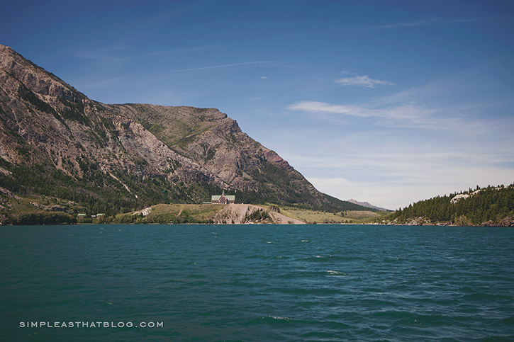 Waterton Lake Shoreline Cruise | Waterton Lakes National Park