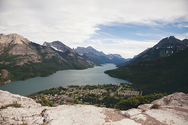Outdoor Adventures in Waterton Lakes National Park