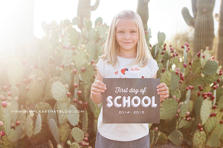 Put the Fun Back in School Photos this Fall
