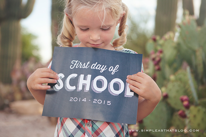 Put the fun back into school photos this Fall!