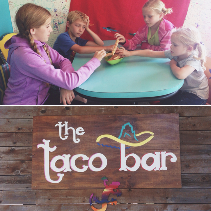 The Taco Bar | Family Friendly Dining in Waterton, Alberta