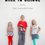 Back to School with Tea Collection