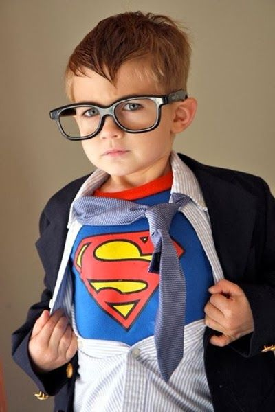 DIY Superman Costume