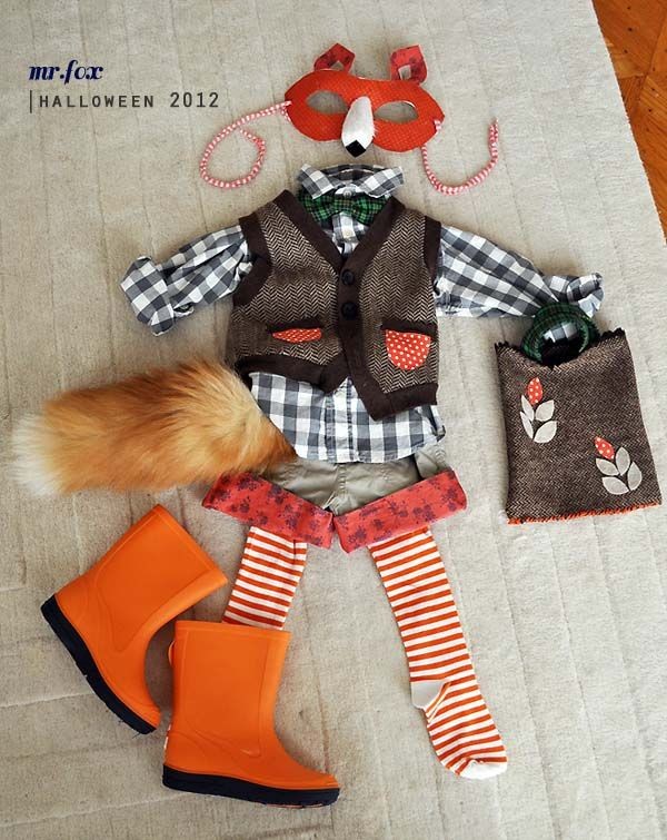Fantastic Mr. Fox Costume