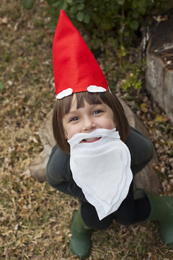 10 Minute Gnome Costume