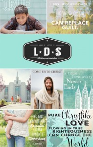 Live it. Love it. LDS. pinterest board