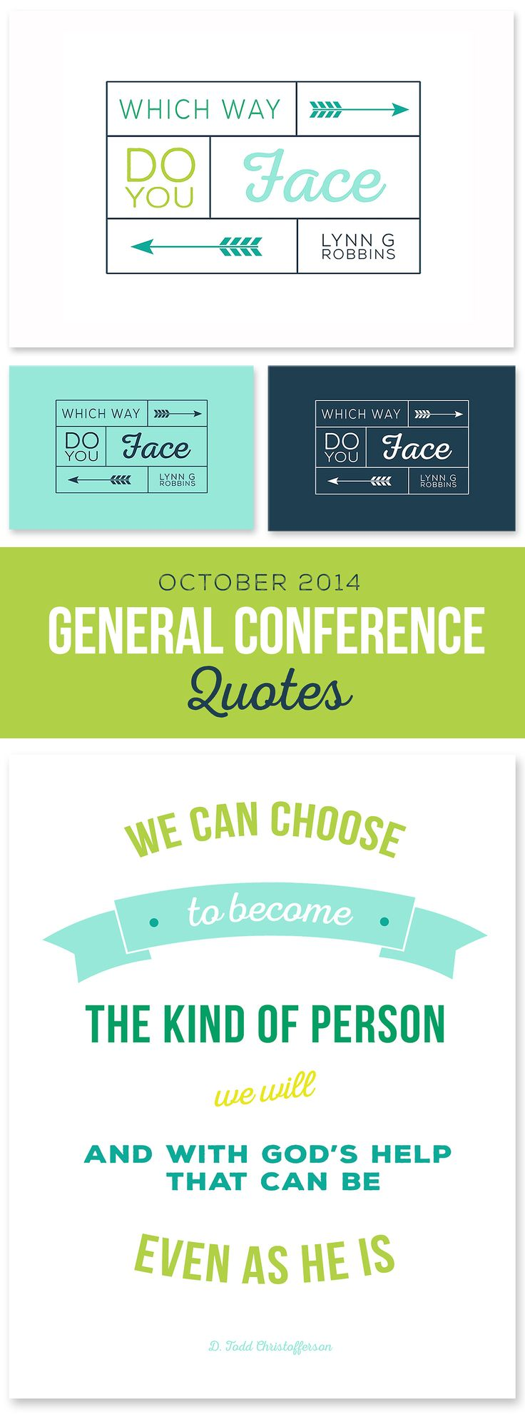 October 2014 General Conference Quotes