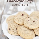 All time Favorite Chocolate Chip Cookie Recipe